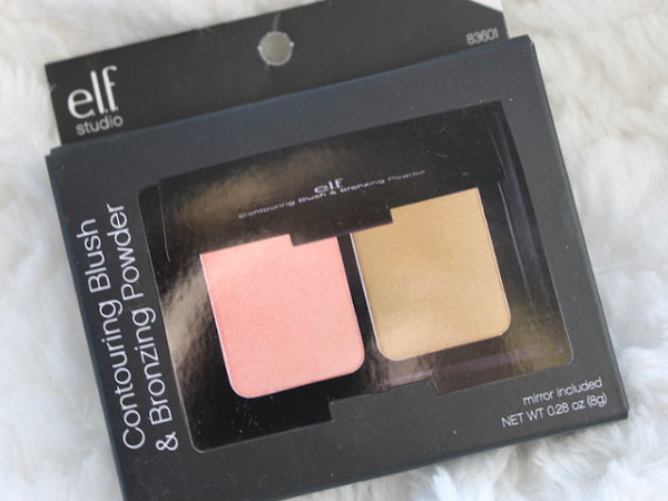 ELF - Contouring blush & bronzing powder.