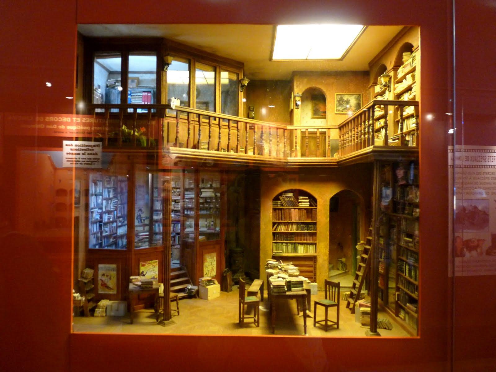 Byrominaperez musee des miniatures et decors de cinema - Home cinema lyon ...