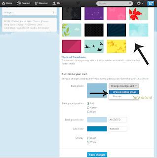 طريقة تركيب خلفيات تويتر وتغير الشكل والالوان Themes Twitter twitter_03.jpg