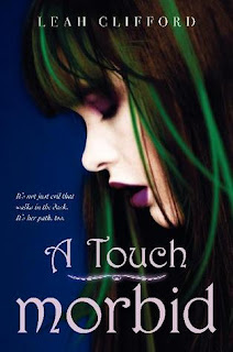 A TOUCH MORBID book cover