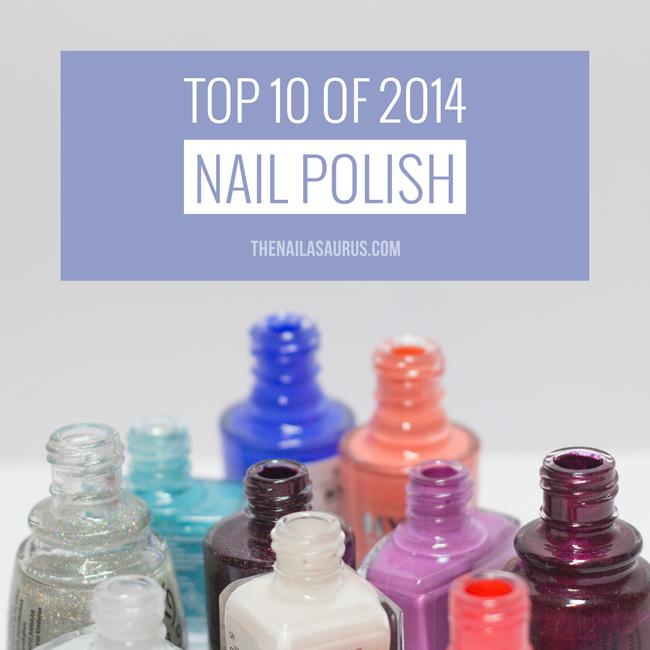 Top 10 of 2014: Nail Polish