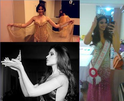 Wandressa Thiara mostra pra que veio e conquista o Miss Brasil Teen Universe 2015, seu 9º título
