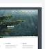 Simple one page HTML template based on Bootstrap 3