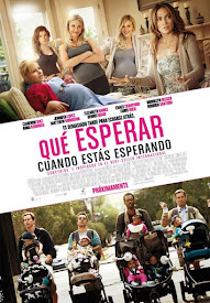 pelicula Qué esperar cuando estás esperando (What to Expect When You're Expecting)
