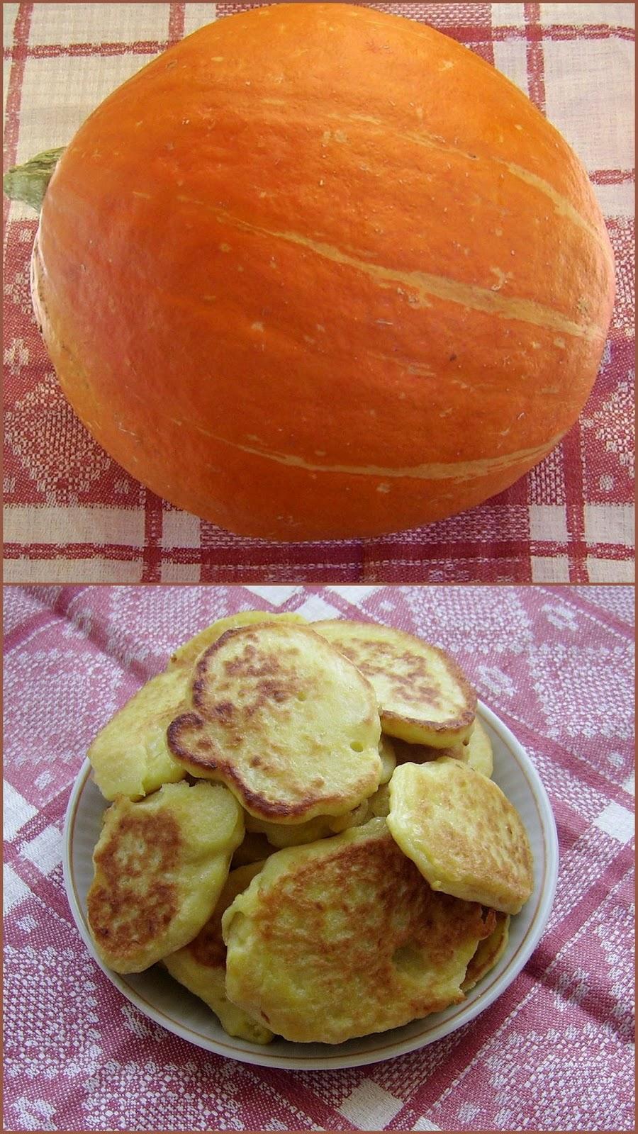 Вкусные оладьи из тыквы рецепт с пошагово