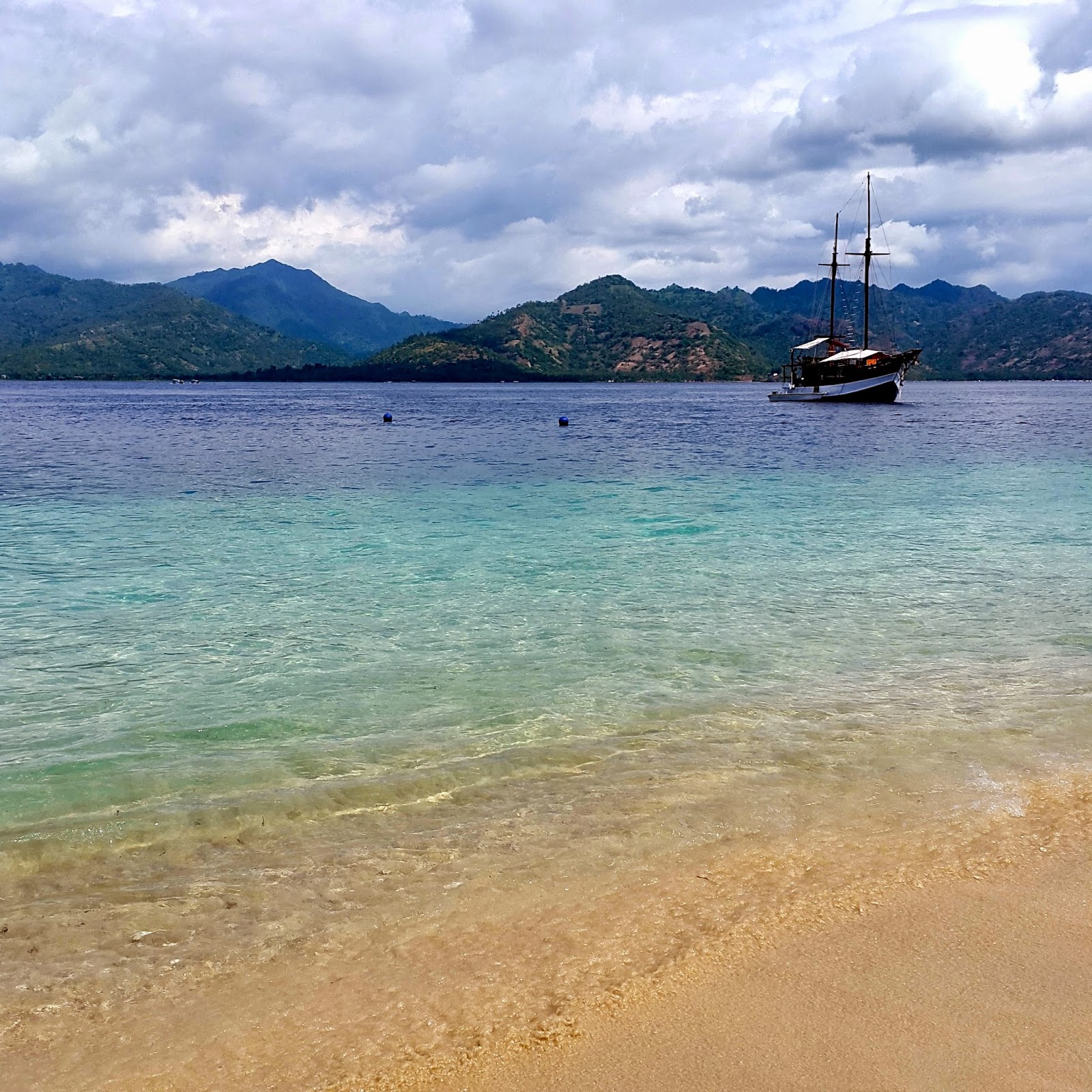 Gili Air Beautiful View Lombok Island