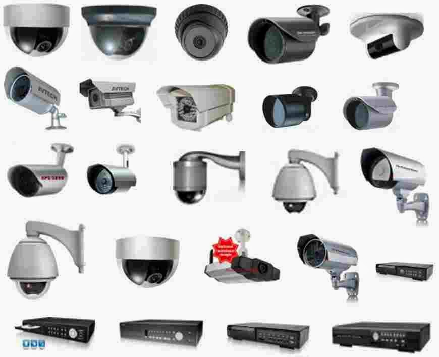 Prinsip Kerja Pada Kamera Cctv