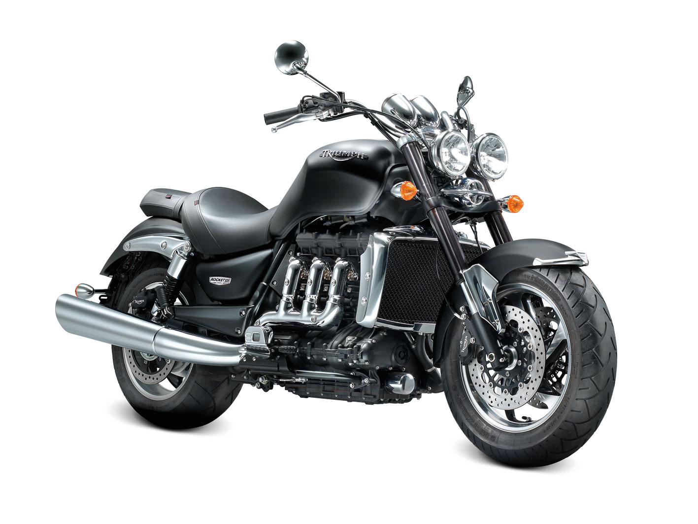 motorcycle pictures triumph rocket iii roadster 2011. Black Bedroom Furniture Sets. Home Design Ideas