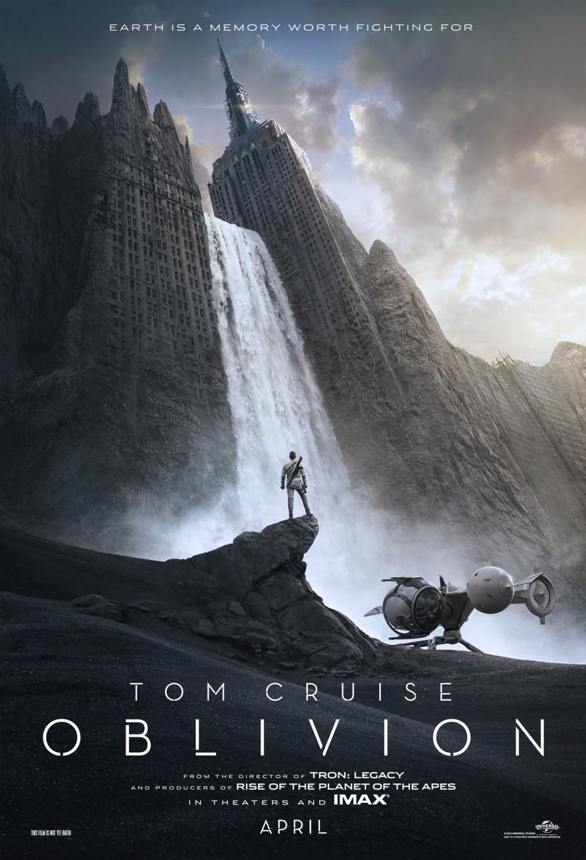 Oblivion (2013) ταινιες online seires xrysoi greek subs