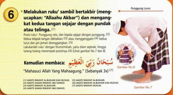 Gambar Tuntunan Shalat Sesuai Sunnah Rasulullah6