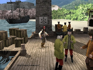 Pirates of the Caribbean At World's End PS2 ISO For PC Full Version Free Download ZGAS-PC