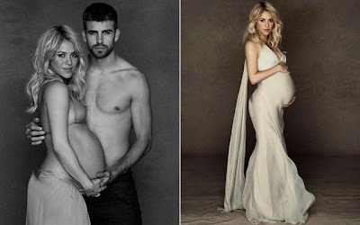 Shakira gerard pose nude picture