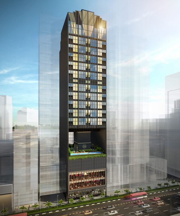 Crown – The Must Have Business Address- Located at Robinson