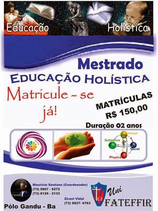 Educação Holística