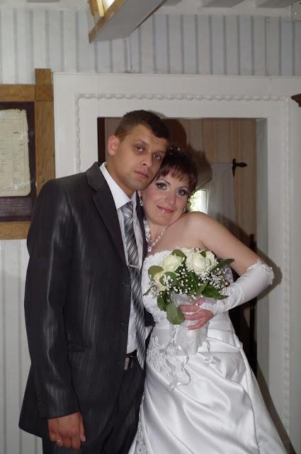 Свадебное фото - вместе