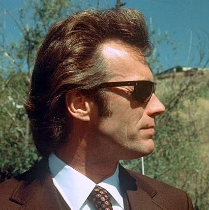 Bespectacled birthdays clint eastwood from dirty harry - David s salon eastwood ...