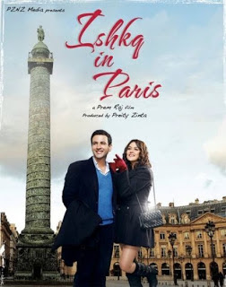 Ishkq in Paris (2013) Movie Poster