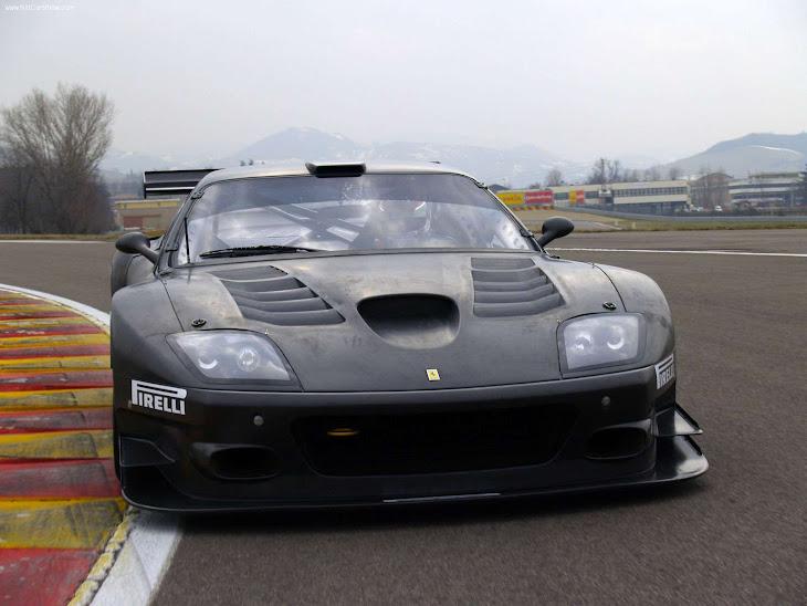 Ferrari Evoluzione