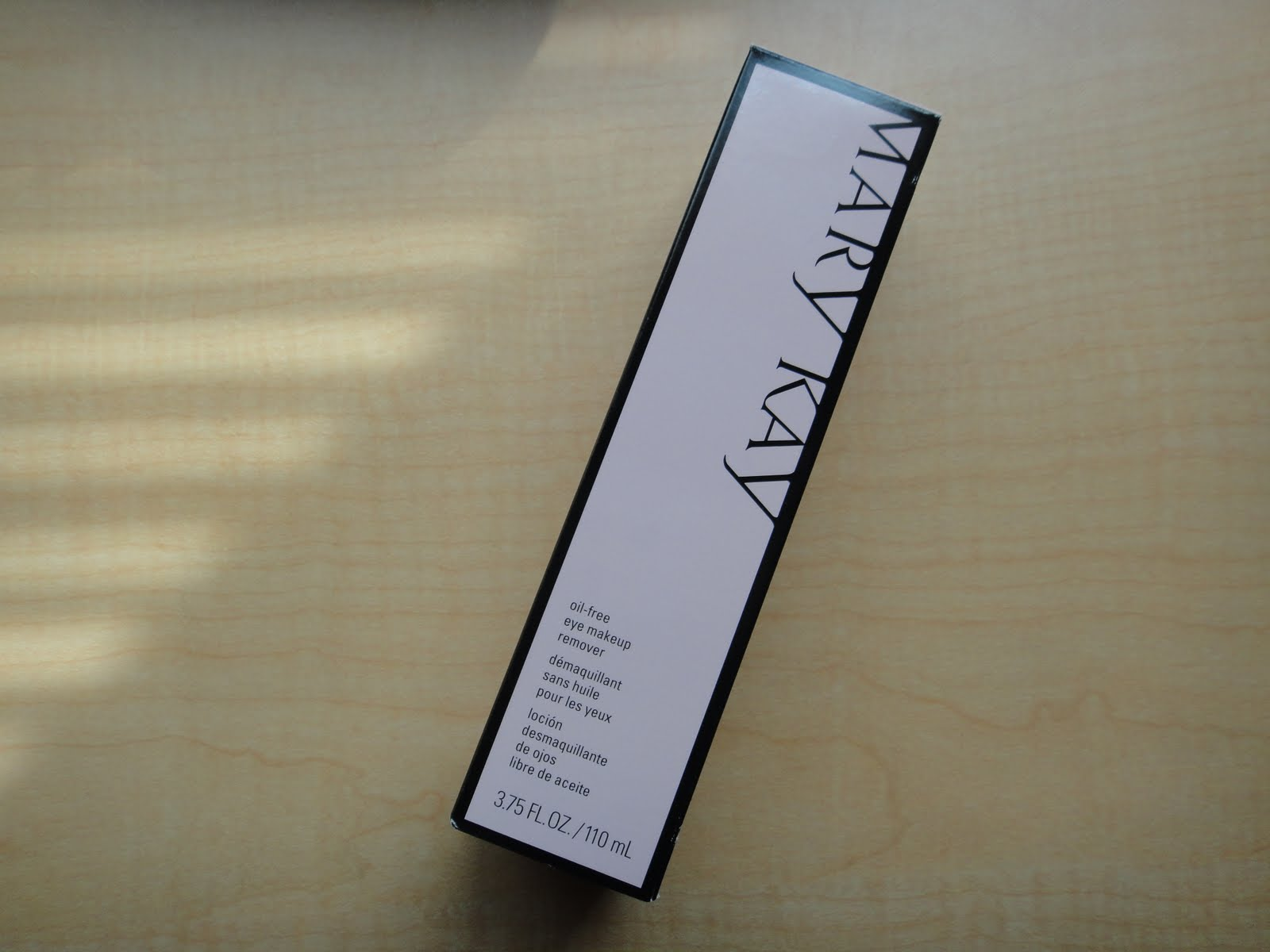 Everything Lovely Chic Review Mary Kay Oil Free Eye Makeup Remover - Allergic-reaction-to-makeup-remover-on-eye