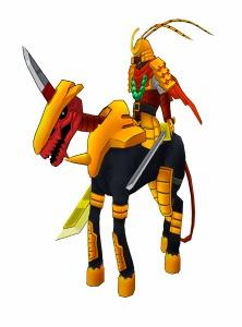 Digimon Master Online: Released DMO Update 28 February 2012 Zanbamon