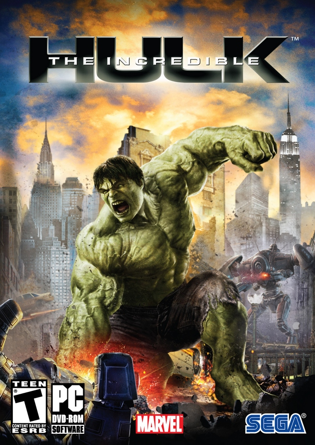 Incredible Hulk 1