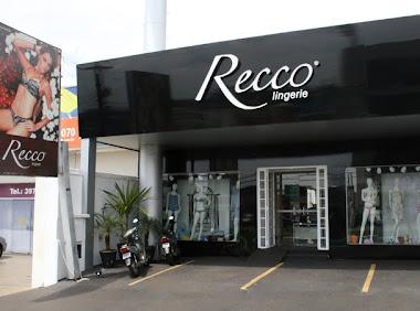 Fachadas em ACM, Letreiros em Letras Caixa Loja Recco lingerie São Paulo-SP