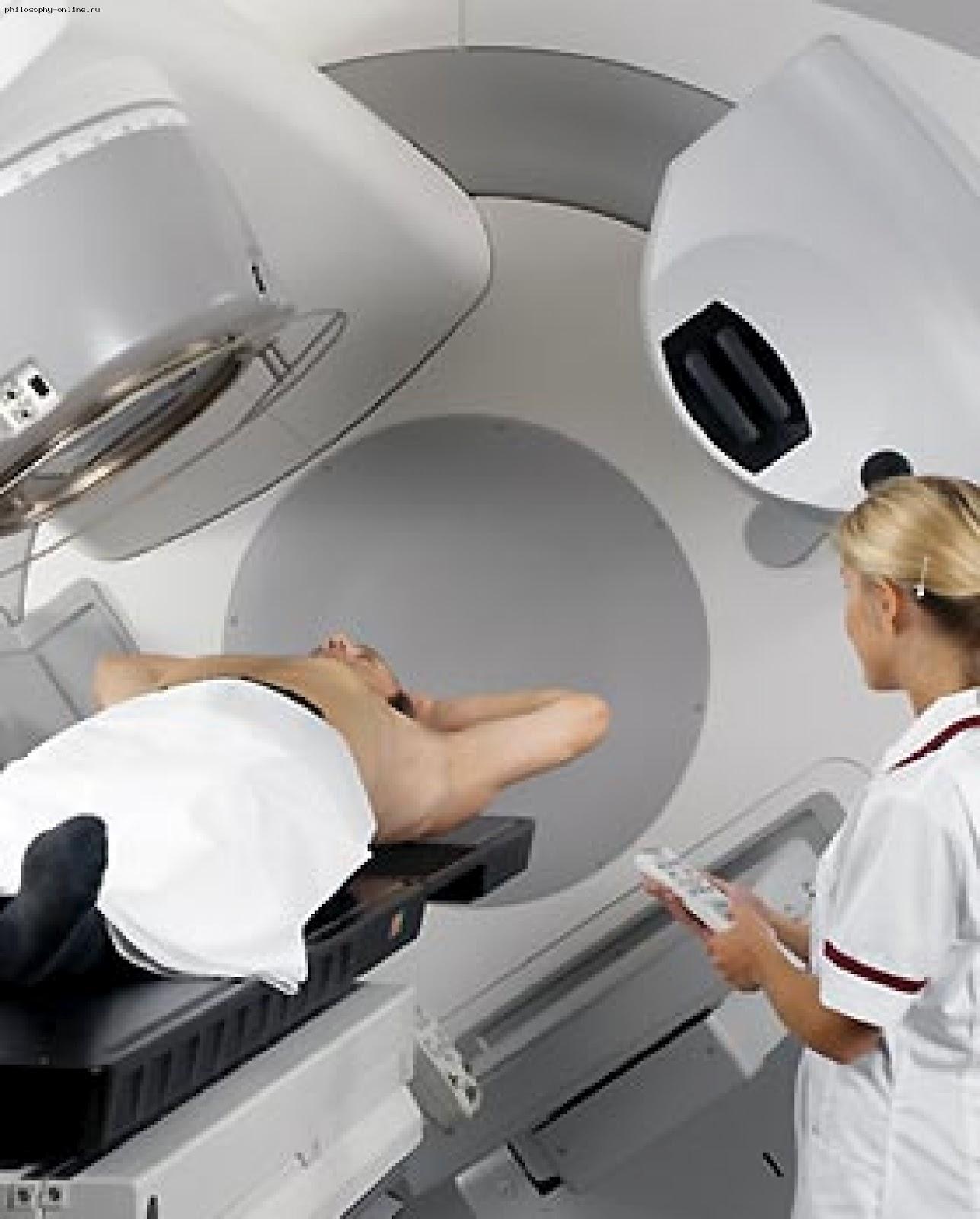 Радиотерапия фото