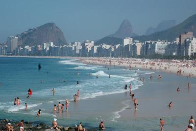 Las 5 mejores playas de Brasil