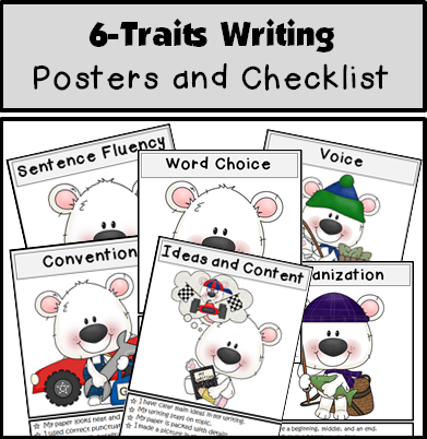 6-Traits Writing and Checklist