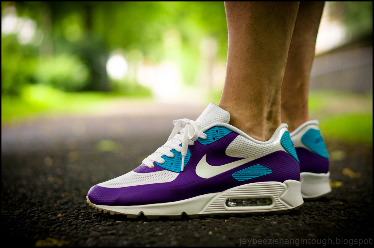Air Max 90 On Feet Shorts