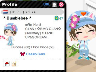 ☆BMG CLAN☆SECRETARY