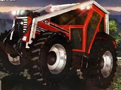 Traktörle Meydan Okuma