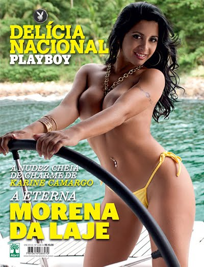 Karine Camargo   Revista Playboy Especial   Scans download