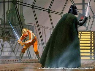 Star Wars Original Trailer The Empire Strikes Back - O Império Contra Ataca - Guerra nas Estrelas