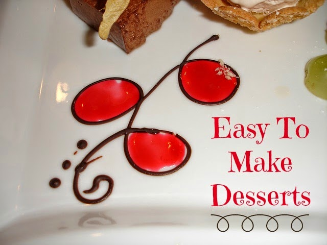 Easy To Make Desserts | Becky Cooks Lightly