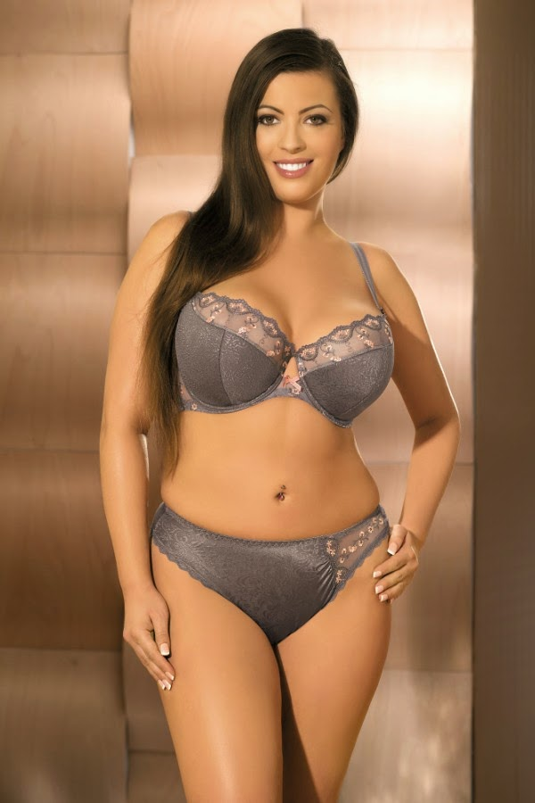 Lingerie - the plus size - women's fashion