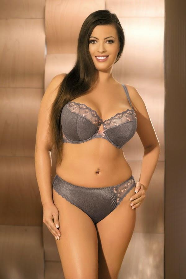 plus size underwear model | family clothes