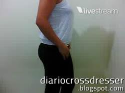 Twitcam Anna Crossdresser
