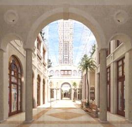 Marina Arcade Dubai