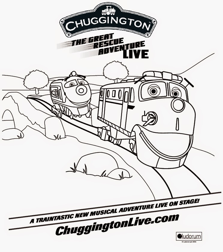 coloring contest entry wilson koko coloring contest entry brewster - Chuggington Wilson Coloring Pages