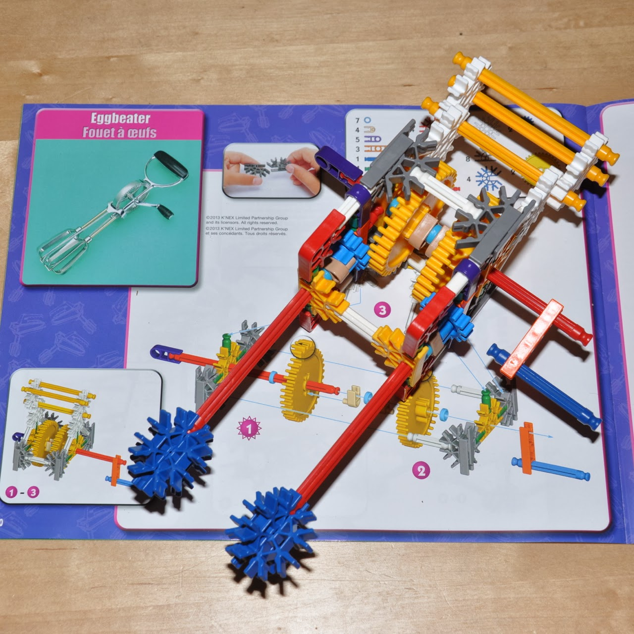 Expedition Montessori Learning With Knex Education A Review