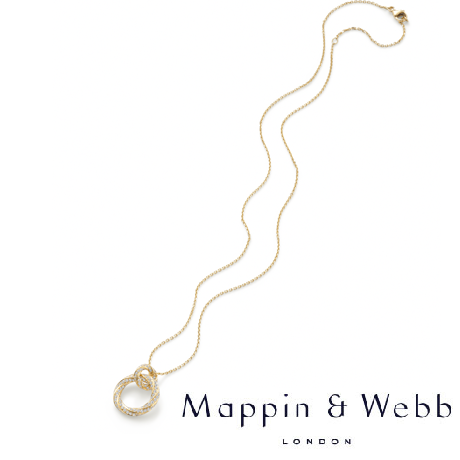 Kate Middleton - Style - Fashion - MAPPIN and WEBB  Necklace