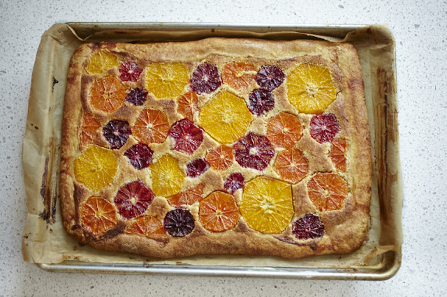 Marmalade Tart, recipe Big Sur Bakery Cookbook © dinners with friends