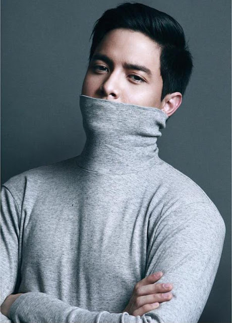 Alden Richards graces cover of Garage Magazine December 2015
