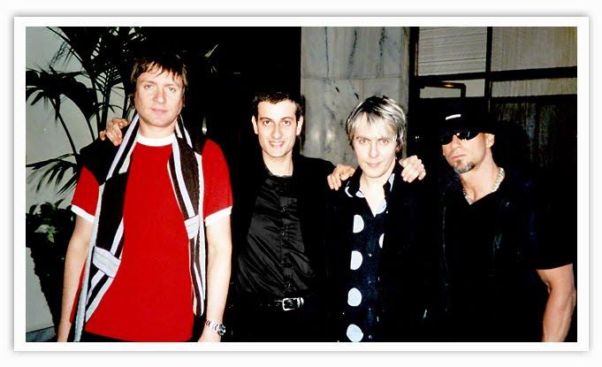 Duran Duran - Interview Picture Disc