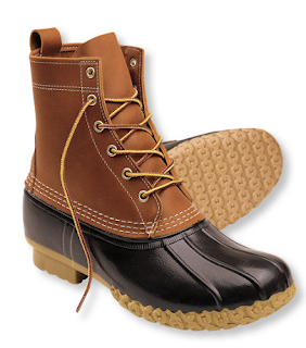 Ll bean duck boots preppy - photo#1