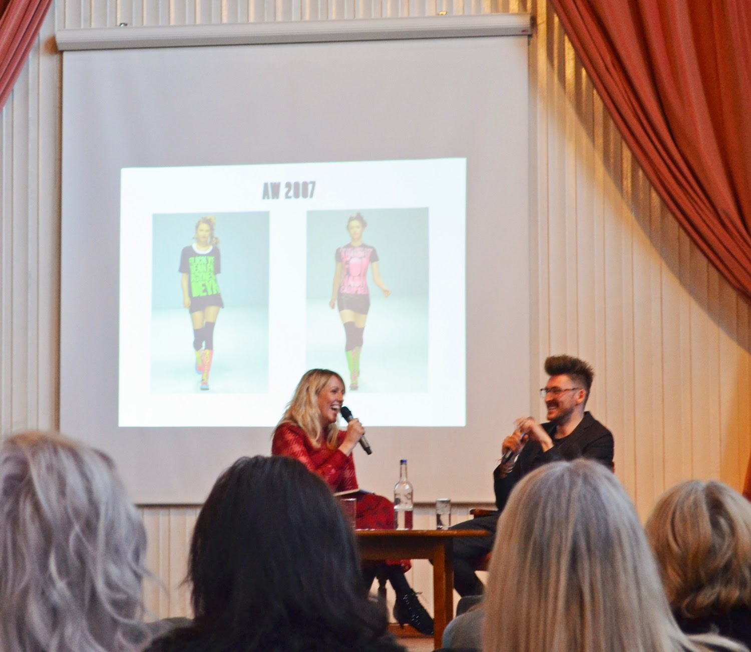 Henry Holland Fashion Talk