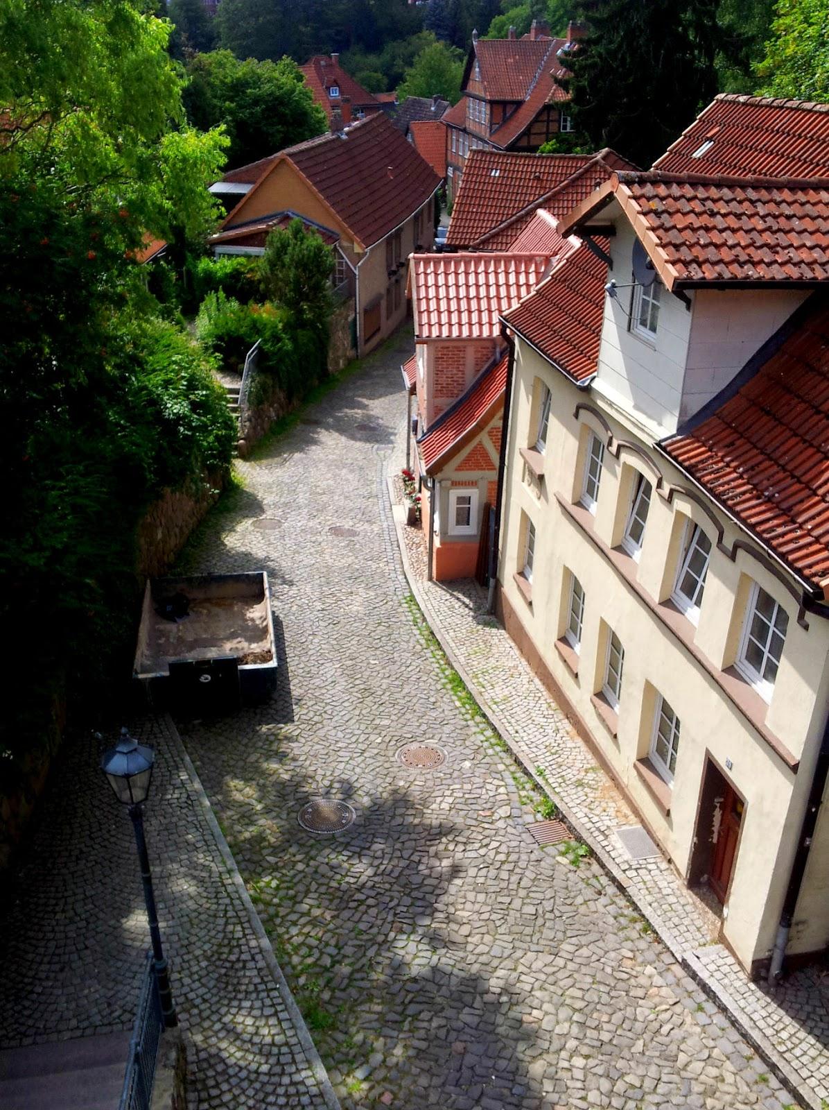 Lauenburg street
