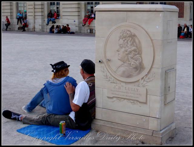 Lully mural Versailles