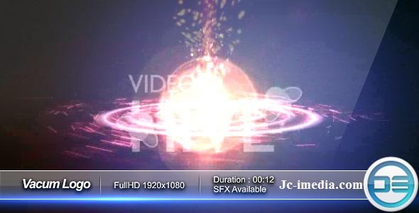 VideoHive VacumLogo Intro